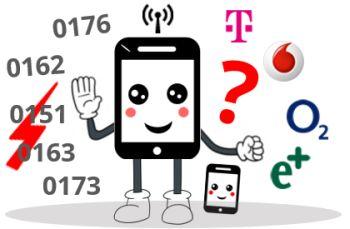 Welcher Anbieter nutzt welches Netz?